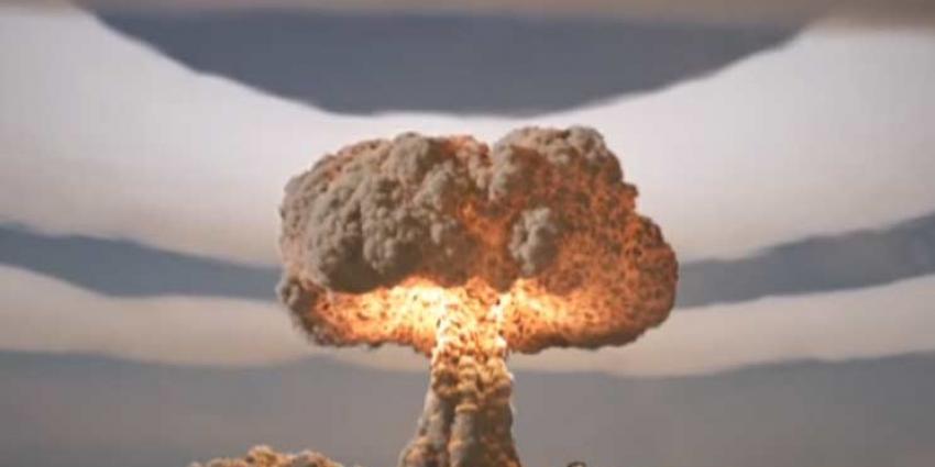 Kernwapenwaakhond op scherp na aardbeving in Noord-Korea