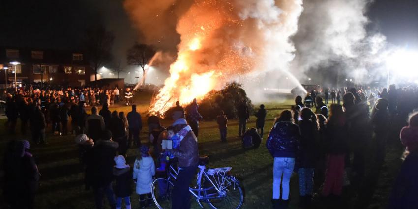 kerstbomenverbranding