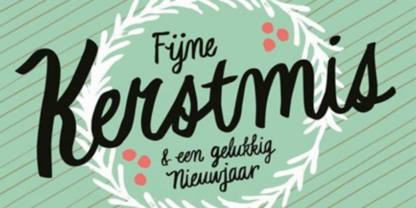 Vier op de vijf Nederlanders gaat Kerstkaarten versturen