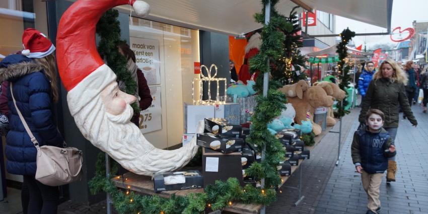 Kerstmarkt in Heerenveen druk bezocht