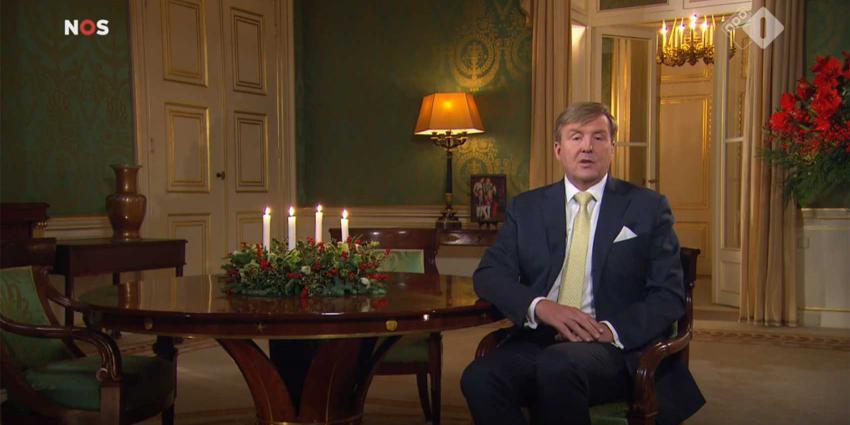Koning: Nederland een van de beste plekken ter wereld om te wonen, werken en leven