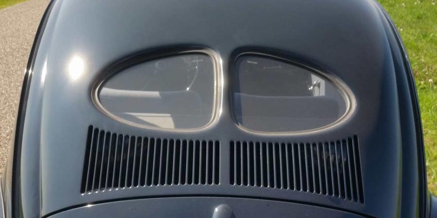 Eerste lichting Volkswagens Kever rijden nog steeds rond