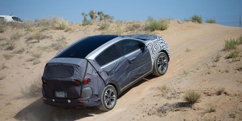 Death Valley kia