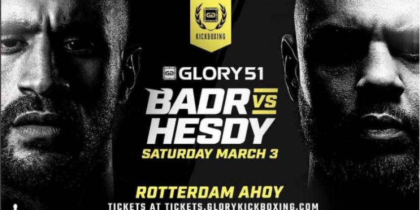 Badr Hari maakt rentree in de ring tegen Hesdy Gerges