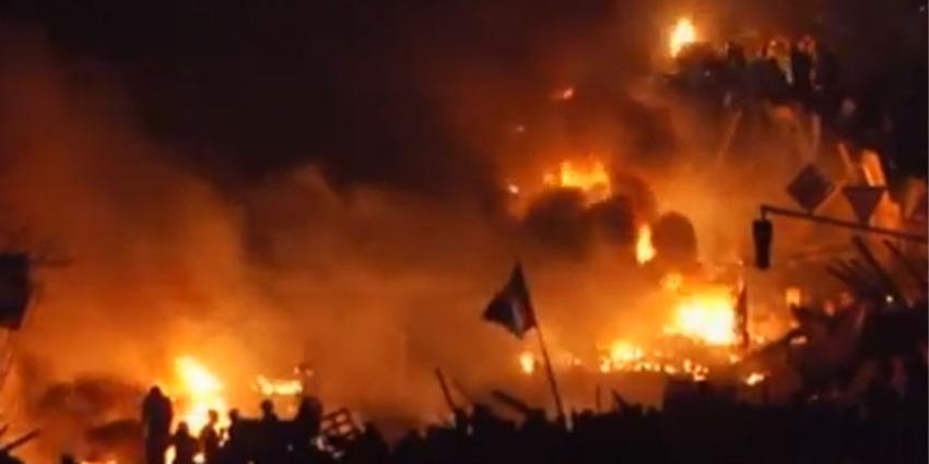 Foto van geweld Kiev | Kiev