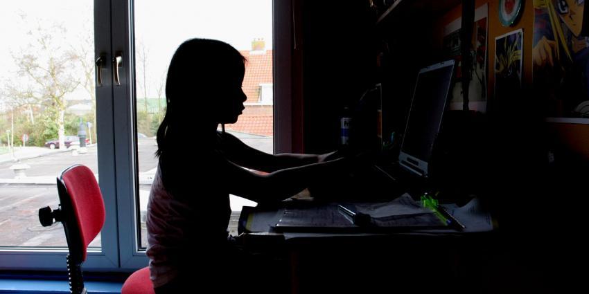 Gegevens van 1800 kinderen speciaal onderwijs op straat
