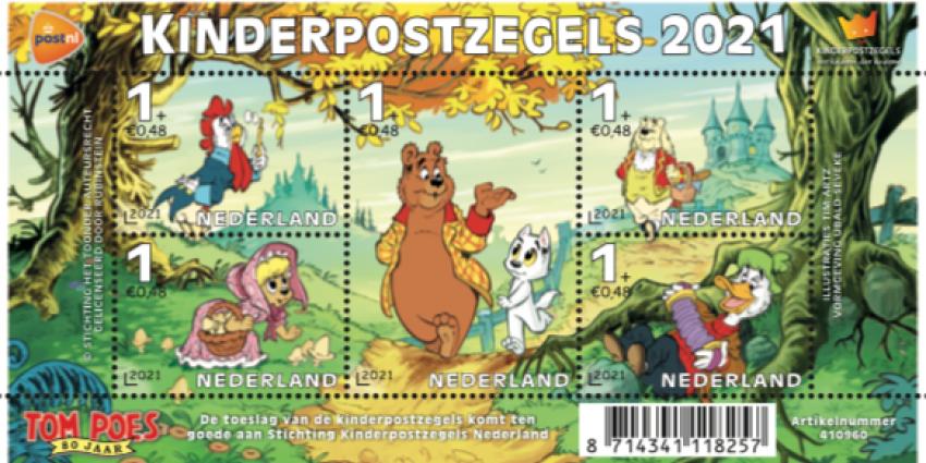 Kinderpostzegels 2021