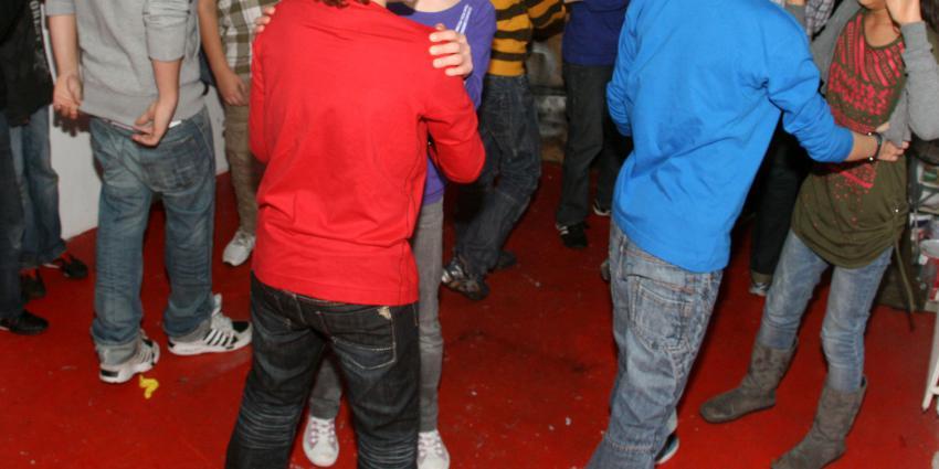 Agenten voorkomen drama bij kinderfeestje