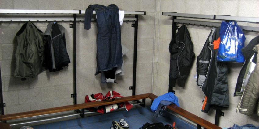 foto van kleedkamer   fbf