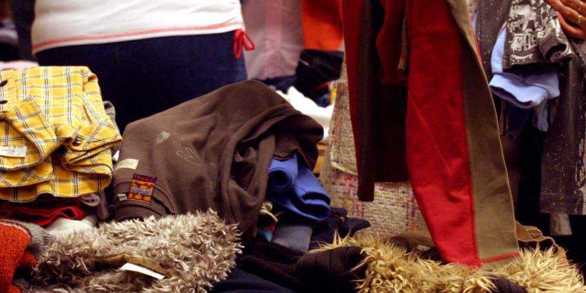 Speciaal georganiseerde kledingruilmomenten