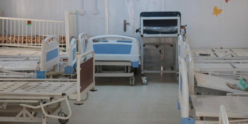 AzG sluit kliniek vanwege gesloten grens Jordanië-Syrië