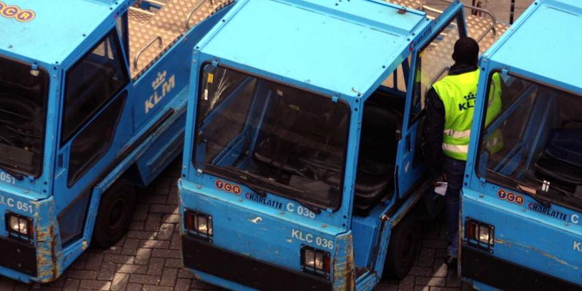 Vakbond en KLM hebben akkoord berijkt voor grondpersoneel