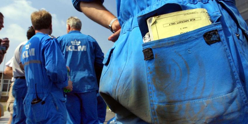 Mogelijk acties bij KLM na uitblijven cao voor het grondpersoneel