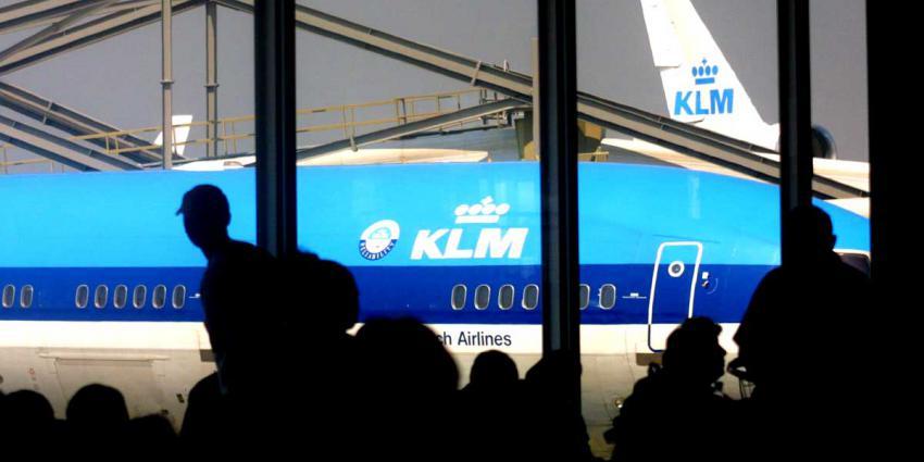 Vliegtuigen van KLM zaten nog nooit zo vol