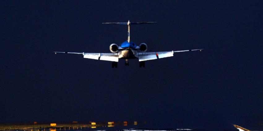 KLM-vliegtuig landt veilig na problemen met landingsgestel