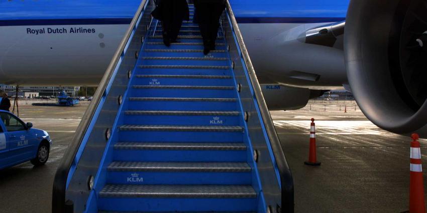 klm-trap-vliegtuig