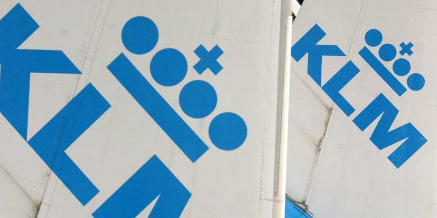 Drie vliegtuigen KLM getroffen door blikseminslag