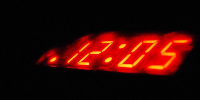 Meeste digitale klokken lopen achter