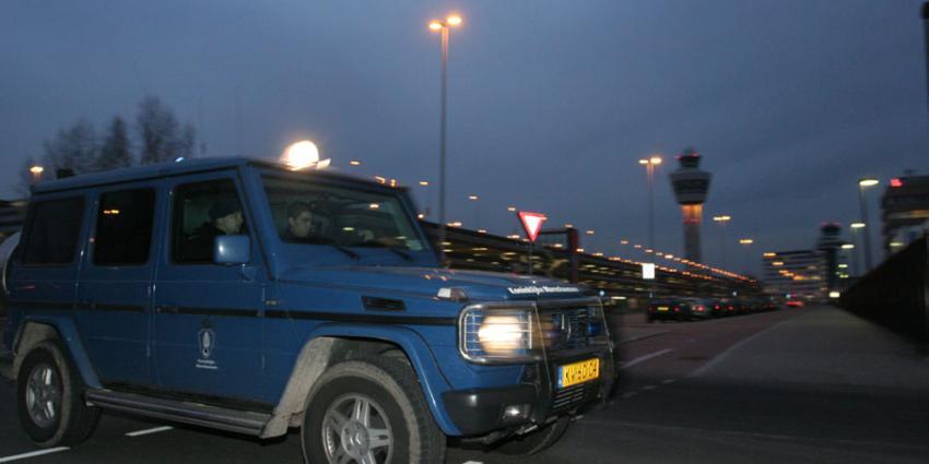 Motorrijder zwaar gewond na ongeval op Schiphol