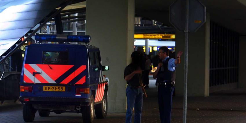 Aangehouden Pool Schiphol zei tegen KMar dat hij terrorist was