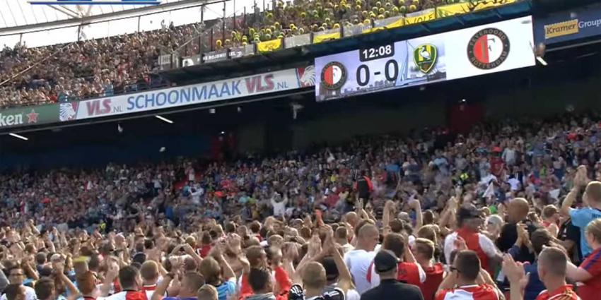 Knuffelbeeractie ADO Den Haag-fans door FIFA genomineerd voor Award