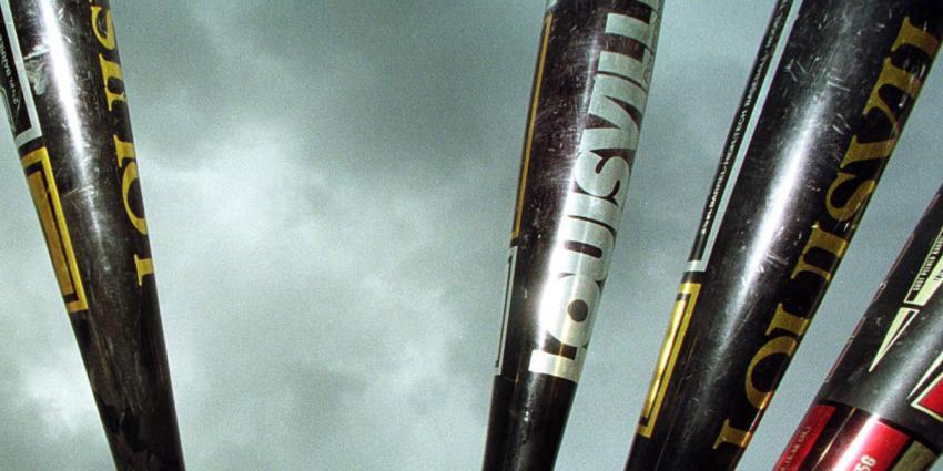foto van honkbalknuppel | fbf archief