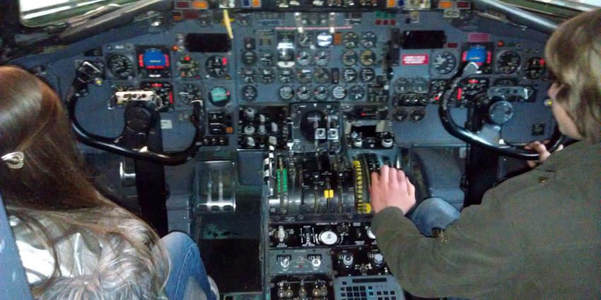 foto van kockpit   fbf