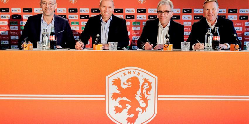 Koeman nieuwe bondscoah Nederlands elftal
