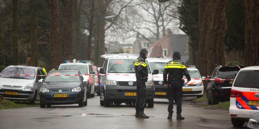 politie-woning-everink-bilthoven