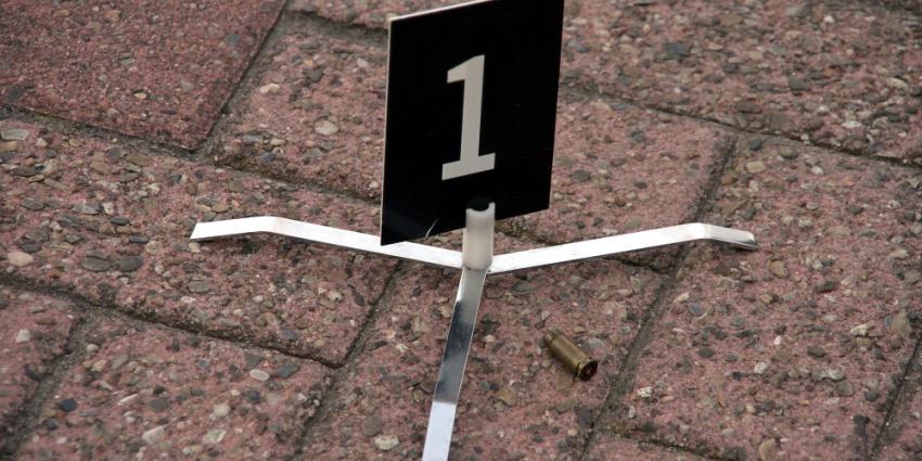 Op auto geschoten in Middelburg