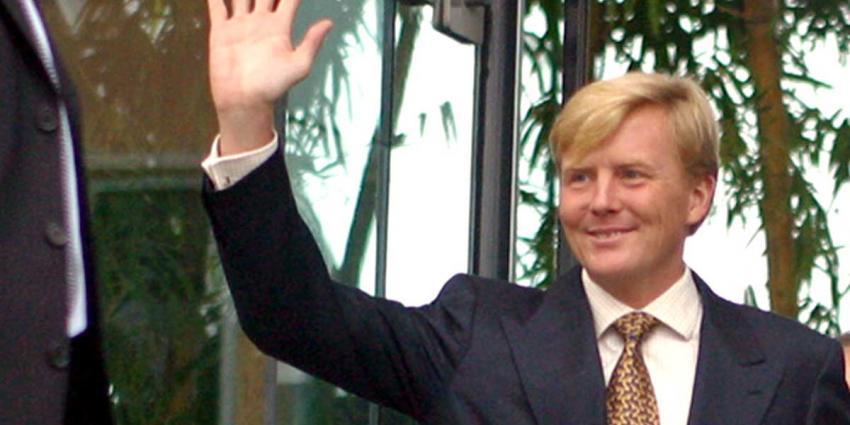 Koning bij openingsceremonie EK atletiek Museumplein Amsterdam