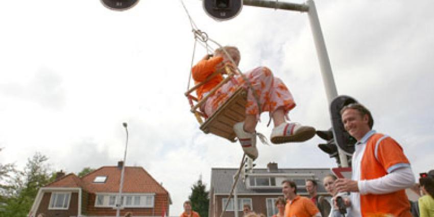 Foto van Koninginnedag in Amstelveen | Archief EHF