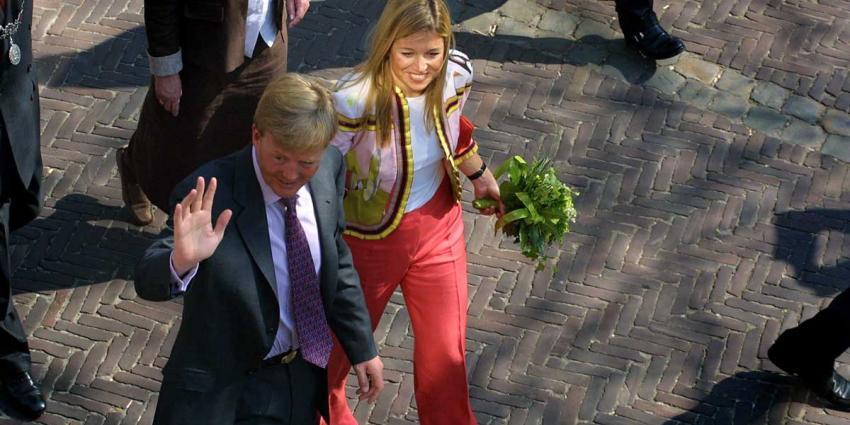 Koningspaar gaat op staatsbezoek naar Verenigd Koninkrijk