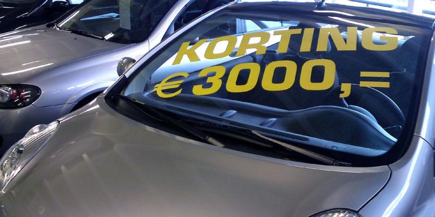 Autoverkopen EU in de min. Nederland zelfs dramatisch