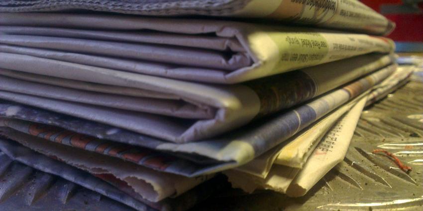 TMG boekt verlies door afname van inkomsten uit print en radio