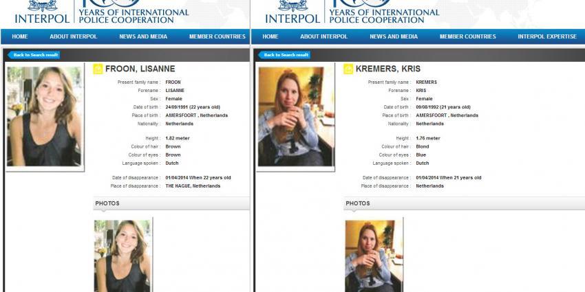foto van interpol vermisten   Interpol