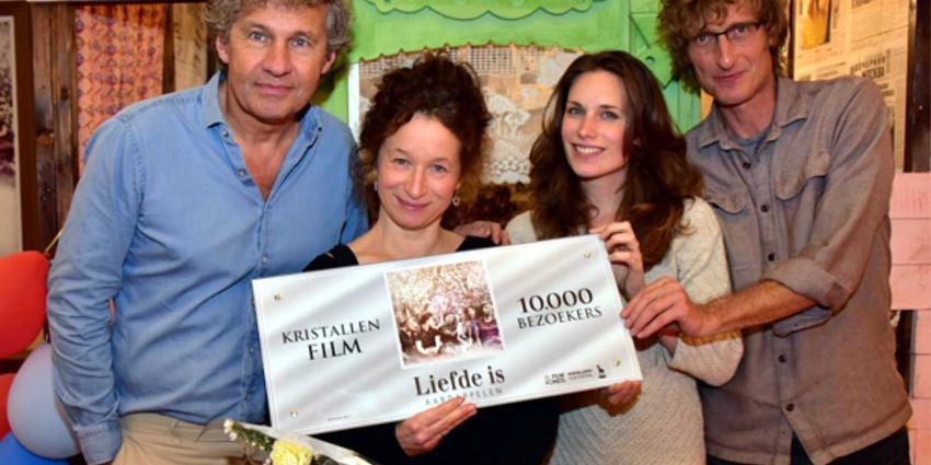 Kristallen Film voor documentaire 'LIEFDE IS AARDAPPELEN'