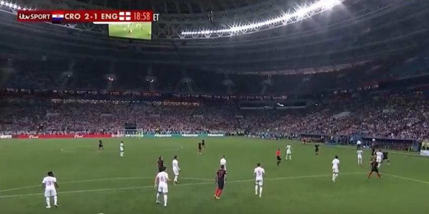 Kroatië wint van Engeland met 2-1 en gaat naar WK-finale