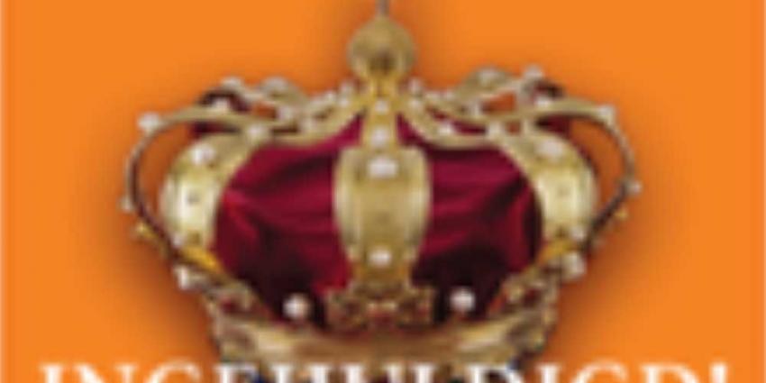 Foto van kroon koning   Paleis het Loo