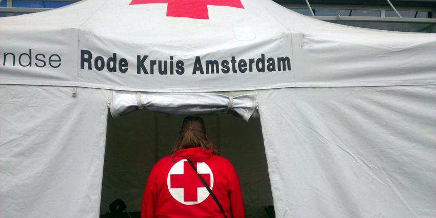 Rode Kruis opent gironummer voor slachtoffers van alle brandhaarden