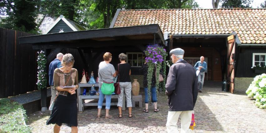 Kunstroute de Open Stal weer in volle gang
