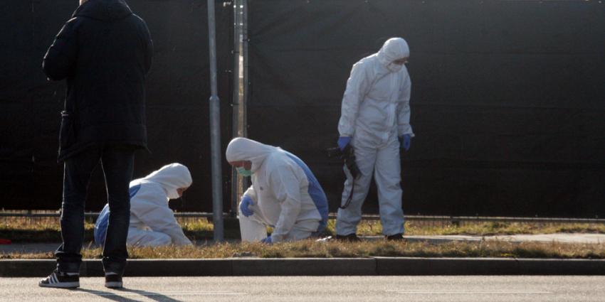 Politie schiet verdachte dood in De Kwakel