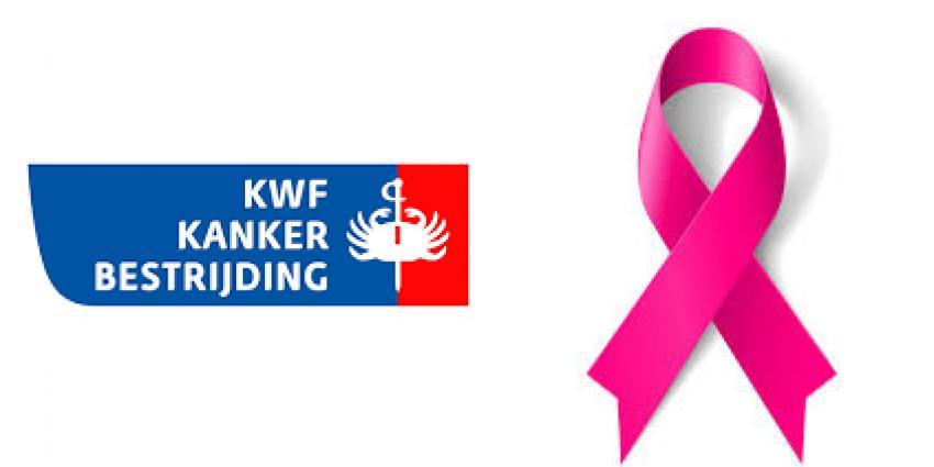Pink Ribbon en KWF Kankerbestrijding bundelen krachten