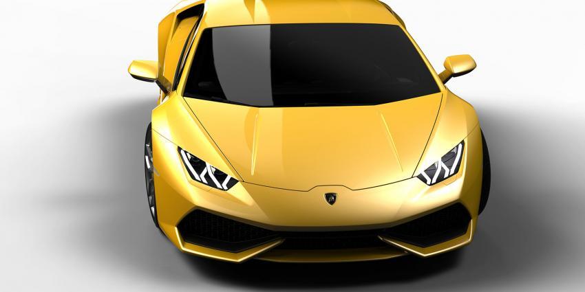 De nieuwe Lamborghini Huracán