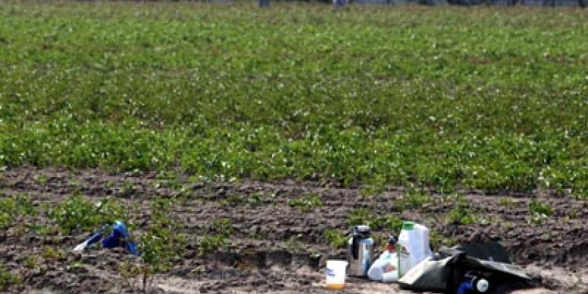 Foto van landbouw arbeiders Polen | Archief EHF