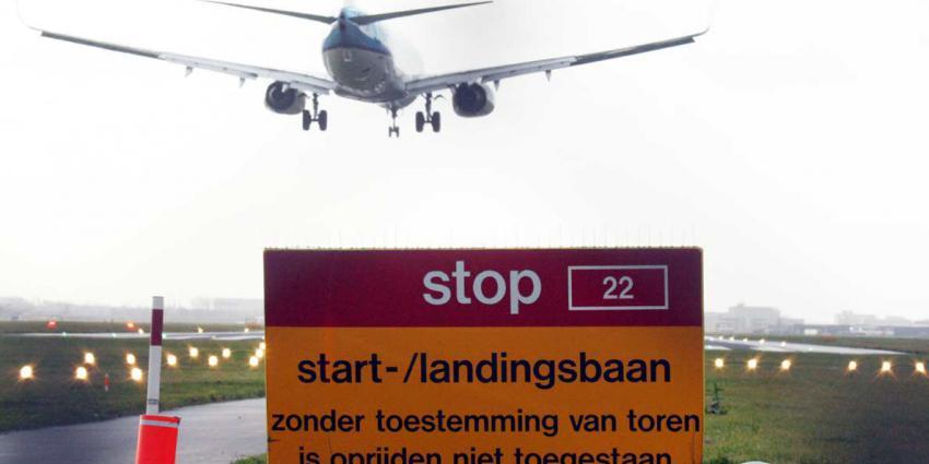 Onderzoeksraad voor Veiligheid onderzoekt bijna-botsing op Schiphol