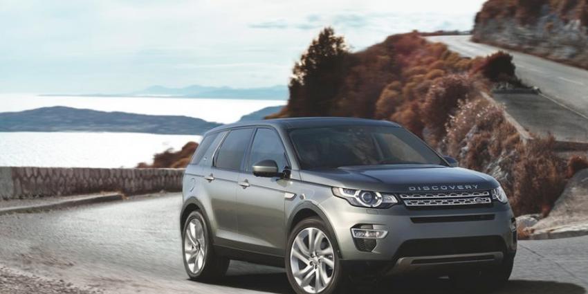 Nooit meer iets 'kwijt' door Land Rover Discovery Sport