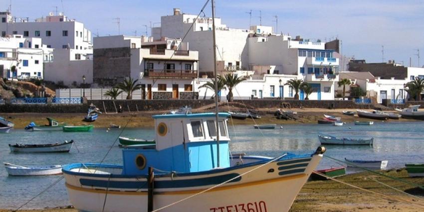 Toeristen Lanzarote weer terug naar Nederland