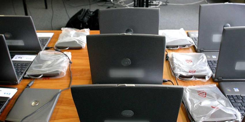 Foto van laptops | Archief EHF