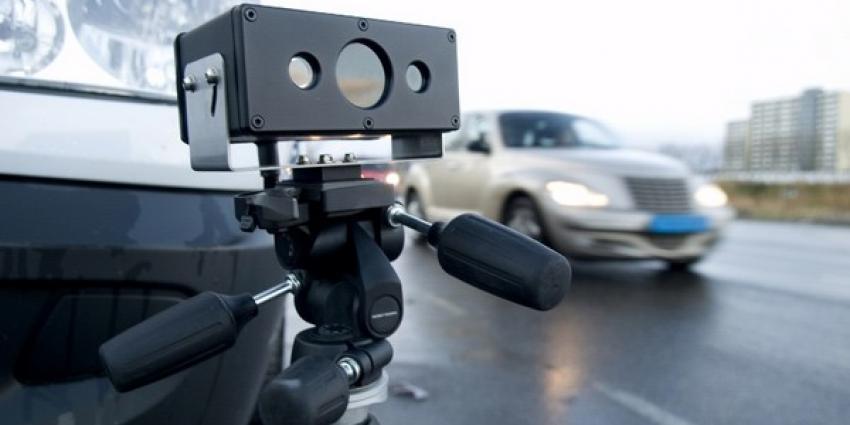 Circa 9,2 miljoen verkeersboetes uitgedeeld in 2018
